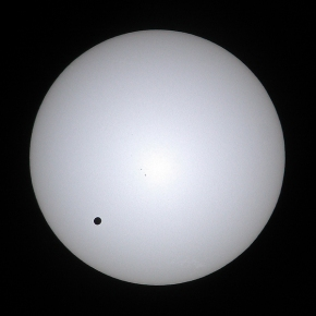 Watching the tiny silhouette of the planet Venus slowly cross the face of the sun doesn't evoke the same drama and excitement as experiencing a total solar eclipse, but what makes a transit so unique is its rarity and historical significance.