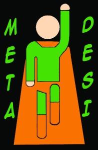 M-D Logo design