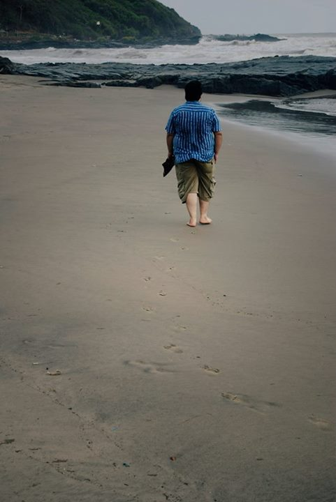 Yup, that's me. Life's my beach.