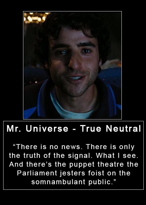 mr universe