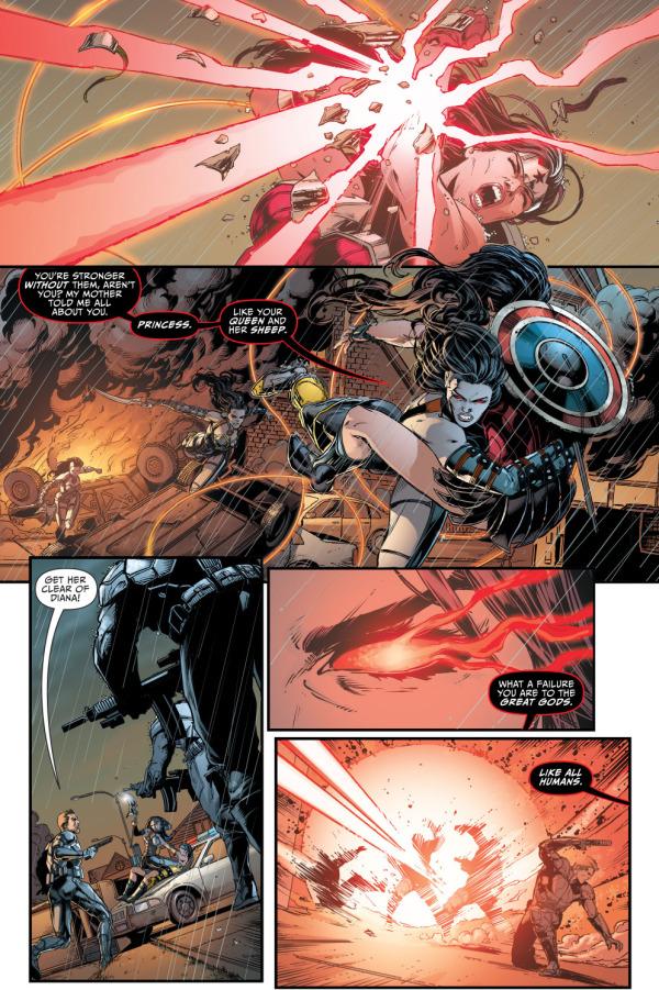 Wonder Womans Father