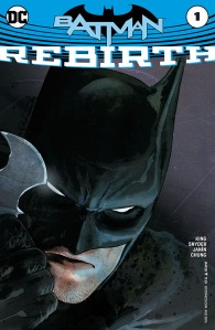 Batman - Rebirth (2016) 01