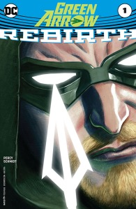 Green Arrow - Rebirth (2016) 01