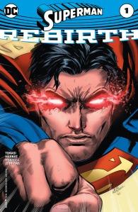 Superman - Rebirth (2016) 01