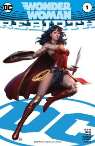 Wonder Woman - Rebirth (2016) 01