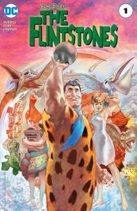 The Flintstones (2016) cvr