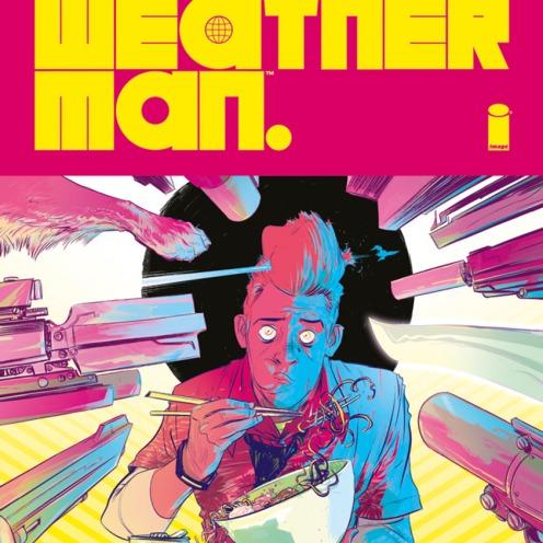The Weather Man #1 (Art: Nathan Fox)